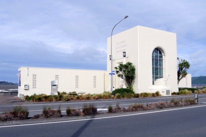 Petone Settlers Museum Hutt City North Island New Zealand