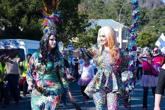 Pink Loerie Mardi Gras Festival