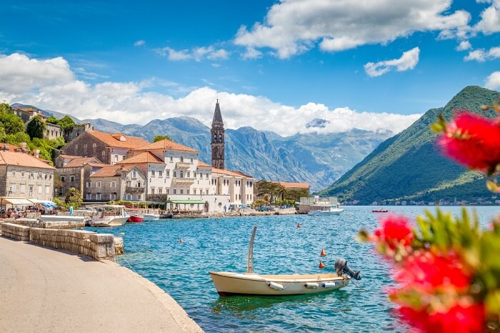 Places to visit in Montenegro