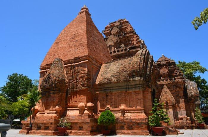 Po Nagar Cham Temple