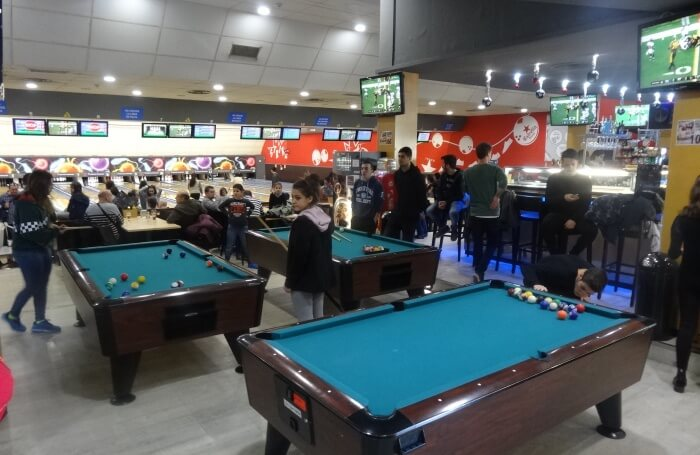Pool And Bowling
