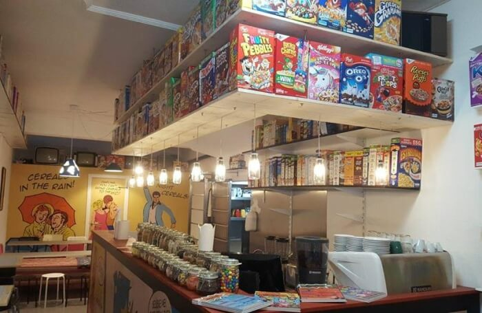 Pop Cereal Cafe