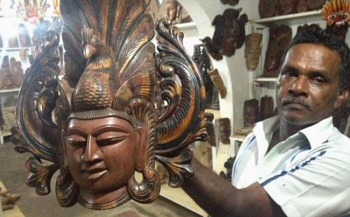 Ranjiths Carving and Batik Museum