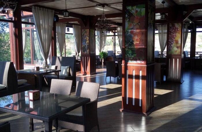 Restaurant Orasul Subteran