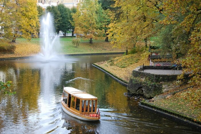 Riga Canal Cruise