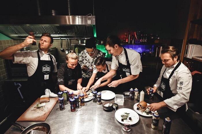 Riga Restaurant Week Festival
