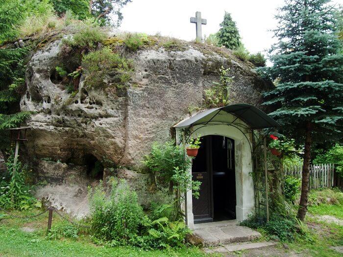 Rock Chapel (Všemily)