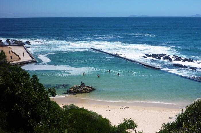 Rooi Els Beach beaches near stellenbosch