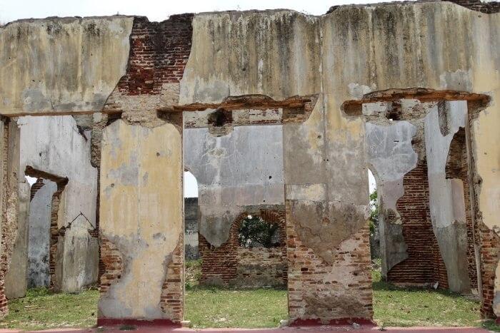 Ruins of the Civil War