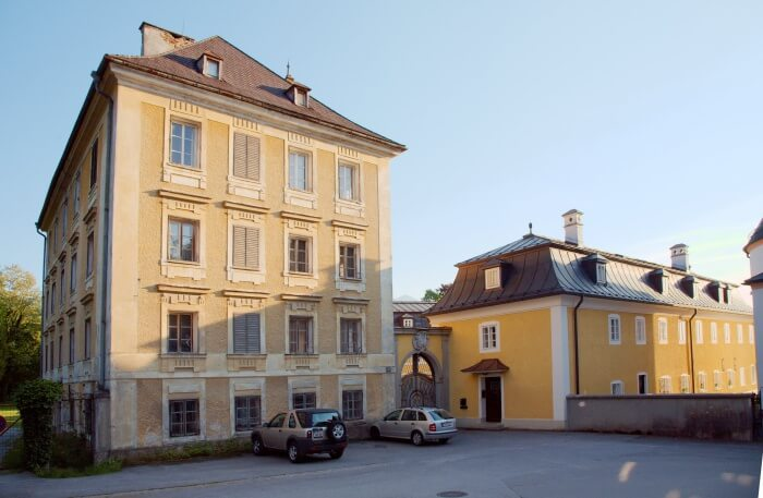 Schloss Aigen Castle
