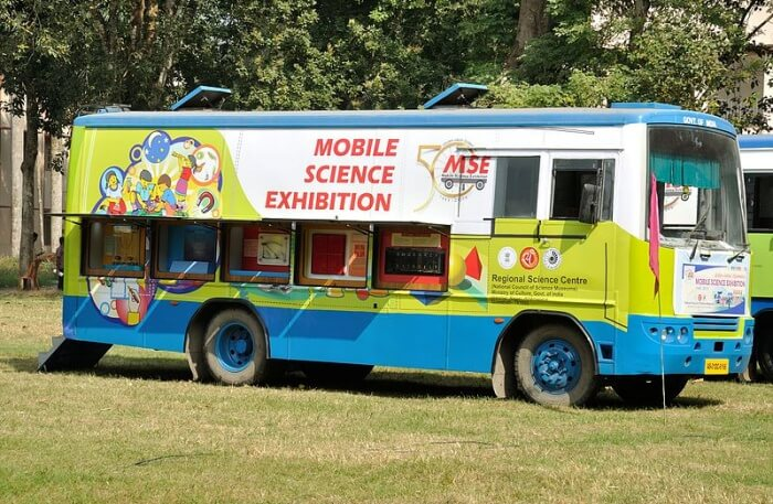 Science Magic Show at Regional Science Center