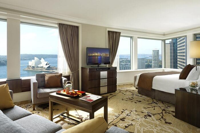 Shangri – La Hotel, Sydney