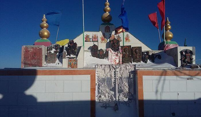 Shikhari Devi Temple