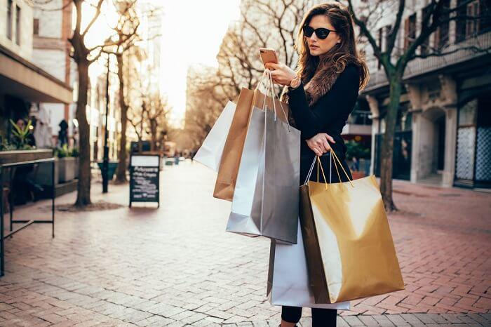 Shopping In Moldova (Cover)