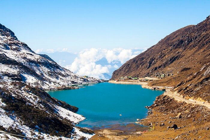 Sikkim lake