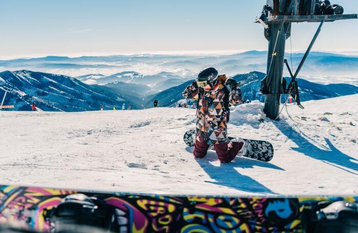 Ski and Snowboarding