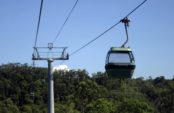 Skyrail Rainforest Cableway, Cairns