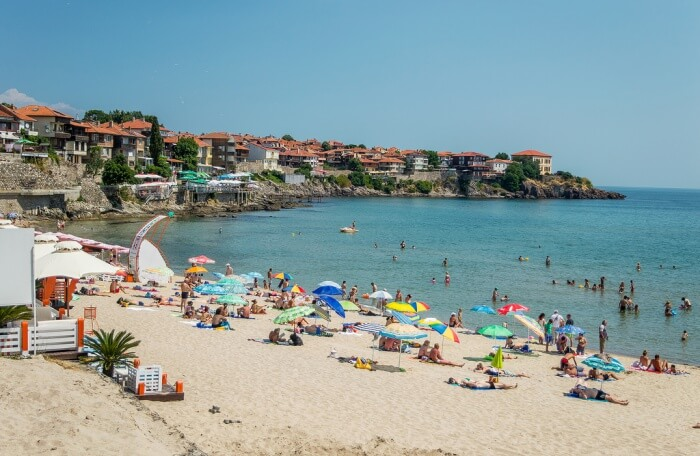 Smokini Beach, near Sozopol