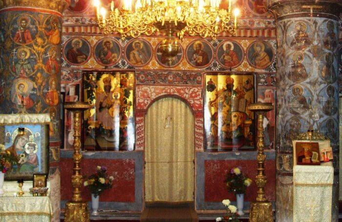 Snagov-Monastery