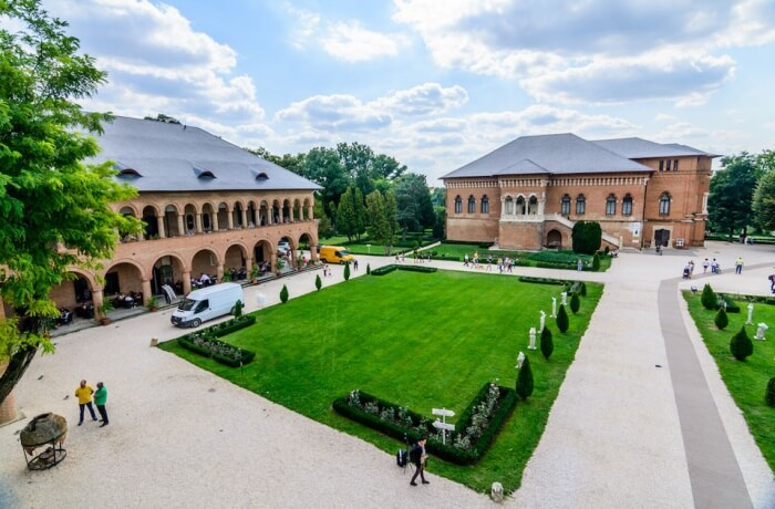 Snagov Palace