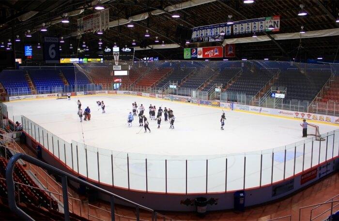 Sports Center George