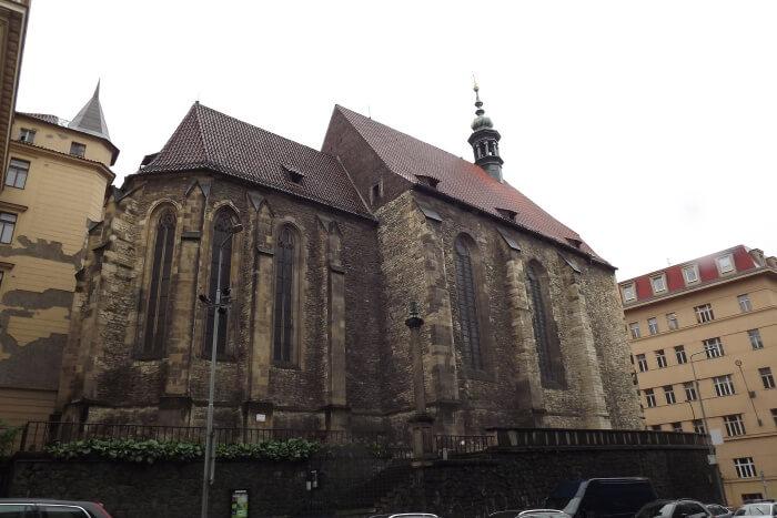 St. Wenceslas Church (Zderaz)