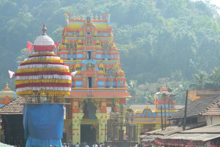 Subramaniam Temple