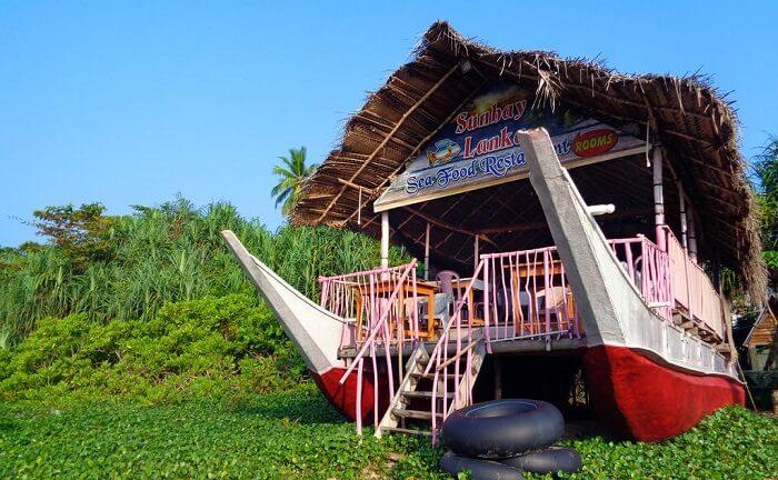 Sunbay Lanka Restaurant