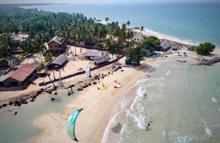 Surfpoint Srilanka Kite Village