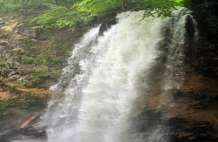 Szinva Waterfall