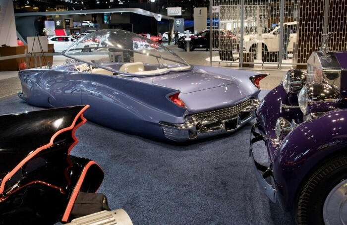 Take a test ride at the Auto Show in Chicago