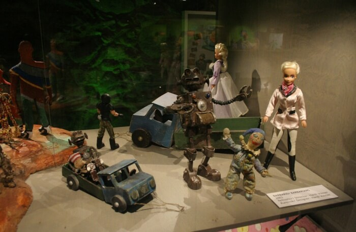Tartu Toy Museum view