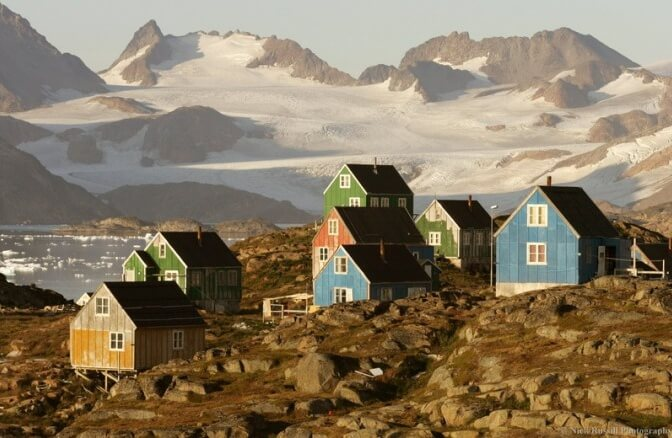 Tasiusaq Hostel