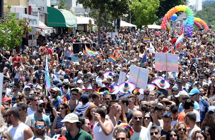 Tel Aviv LGBT pride parade