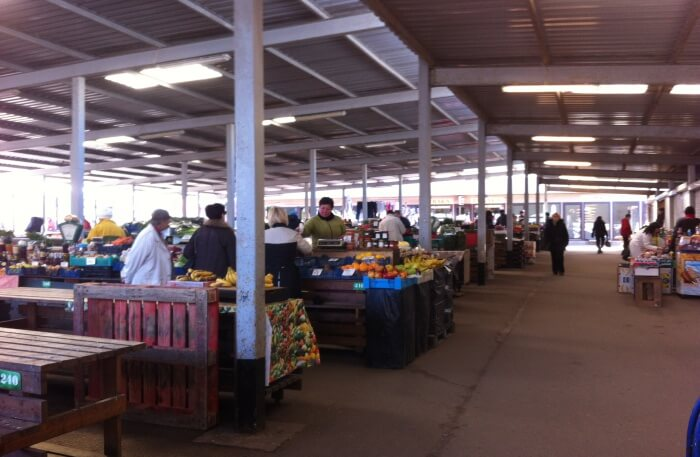 Telliskivi Flea Market