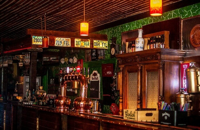 Temple Bar & Cookhouse
