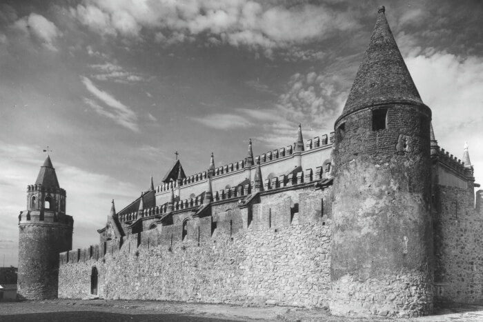 The Castle Of Viana Do Alentejo