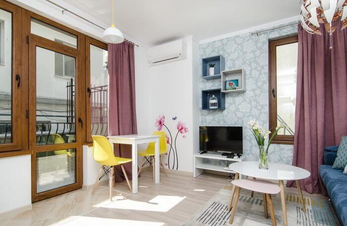 The Cozy Apartment