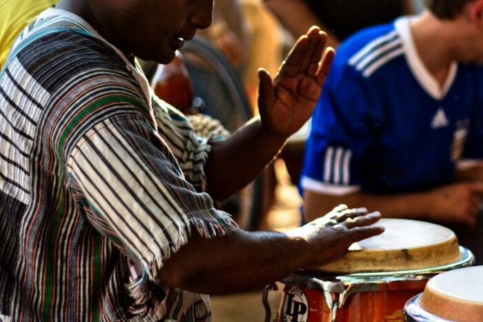 The Drumming Circle