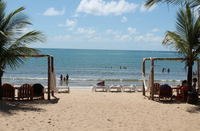 The Gaiola Beach