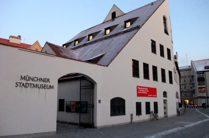 The Munich Stadtmuseum