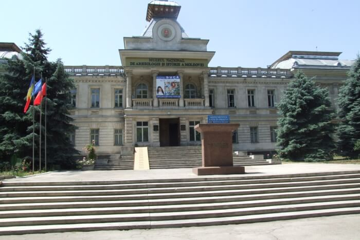 The National Museum of History of Moldova