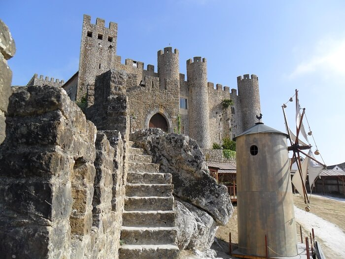 The Obidos Castle