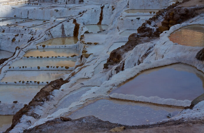The Salt Pans view