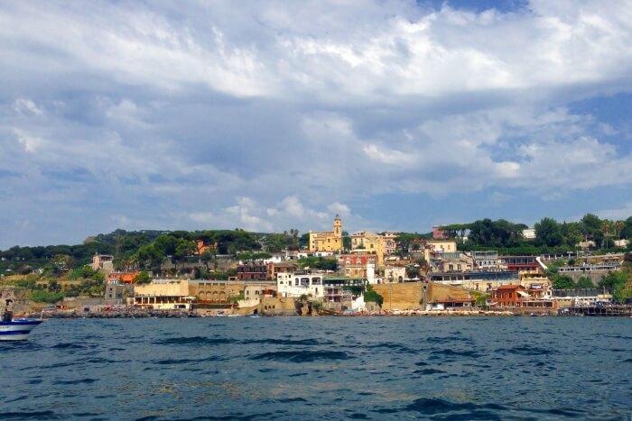 The Scoglione di Marechiaro