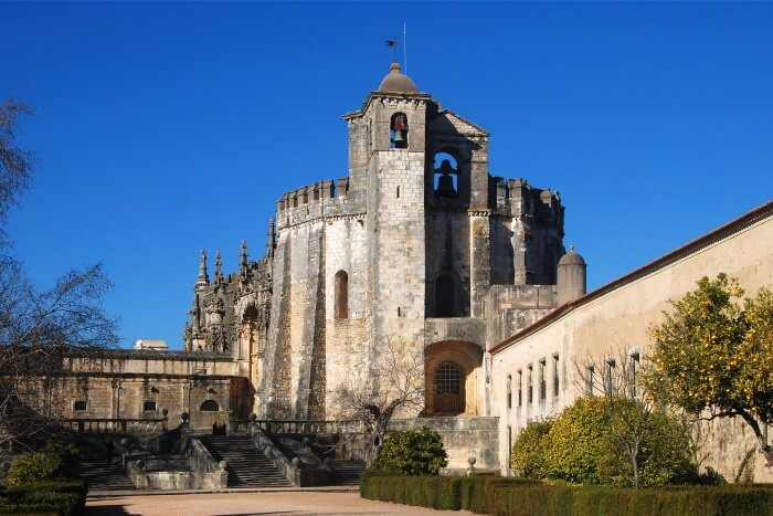 The Tomar Castle
