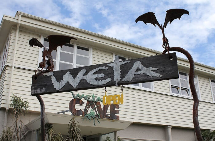 The Weta Cave
