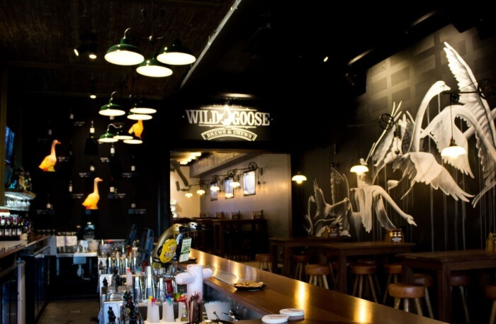 The Wild Goose Brews and Chews