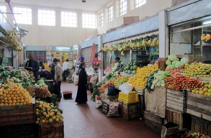 Thursday Market in Gelephu