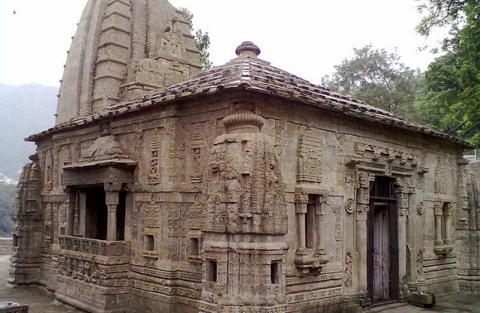 Triloknath Temple